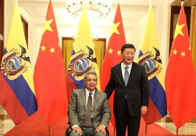 ecuador - china