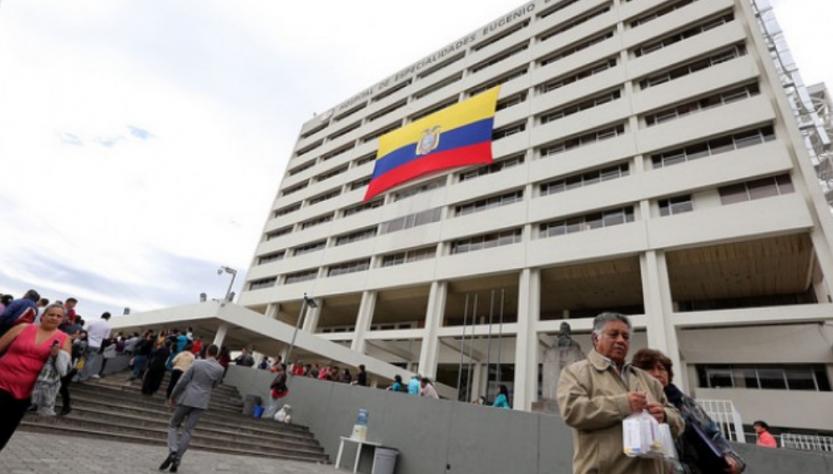 sistema de salud - ecuador- corrupción